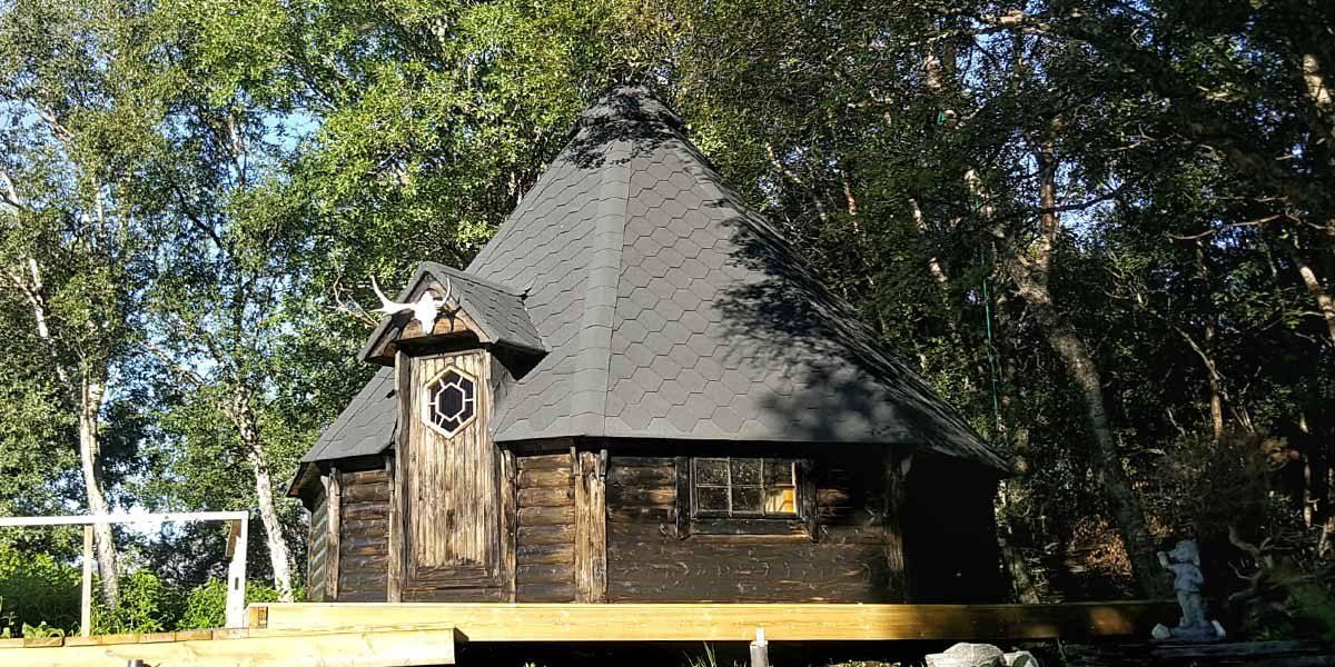 alvebakken norwegian vacation roundhouse rental
